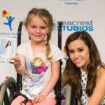 Megan Nicole Inspires Patients At Seacrest Studios Colorado