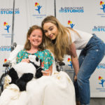 Sabrina Carpenter Visits Seacrest Studios Colorado & Sings For Patients