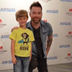 David Cook Plays Games With Patients In Seacrest Studios Nashville