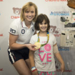 Katie Ledecky Visits Seacrest Studios D.C. Straight From The Olympics
