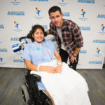 RSF Ambassador Nick Jonas Inspires Patients At Seacrest Studios Colorado