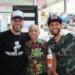 "LoCash Performs ""I Love This Life"" For Patients In Seacrest Studios"