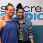 Alessia Cara Plays 'This Or That' At Seacrest Studios Boston