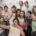 The Band Perry Celebrates Release of 'Comeback Kid' at Seacrest Studios Nashville