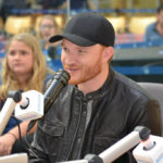 "Eric Paslay Performs his hit song ""Angels In This Town"" for Patients in Philadelphia!"
