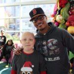 T.I. Brings Joy To Patients in Atlanta