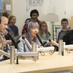 "DNCE Plays ""Finish That Song"" With Patients at Children's National"