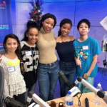 Chloe x Halle Brightens The Day At Seacrest Studios Dallas