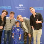 The Vamps Make Their 2nd Visit to Seacrest Studios Philadelphia