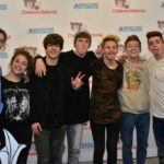 DigiTour Stars Play 'Speak Up' In Seacrest Studios Washington, D.C.