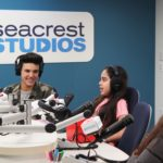 Daniel Skye Meets Patients At Seacrest Studios Boston