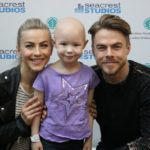 Julianne & Derek Hough Dance With Patients All Around Seacrest Studios Charlotte!