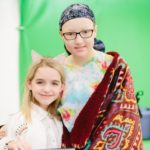 'Gifted' star Mckenna Grace brings joy to Seacrest Studios
