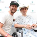 Patients at Seacrest Studios Charlotte Interview Dierks Bentley!