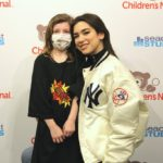 Dua Lipa Makes A Special Visit To Seacrest Studios Washington D.C.