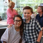 All Smiles With Jet Jurgensmeyer in Seacrest Studios Atlanta!
