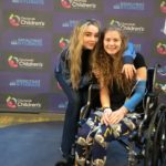 "Sabrina Carpenter Performs Her Newest Song ""Why"" at Cincinnati Children's Hospital!"
