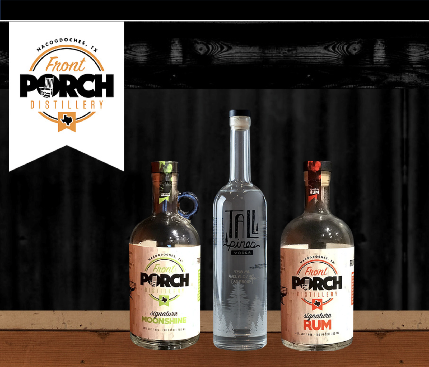 Sam Shupak to endorse Texas based Front Porch Distillery