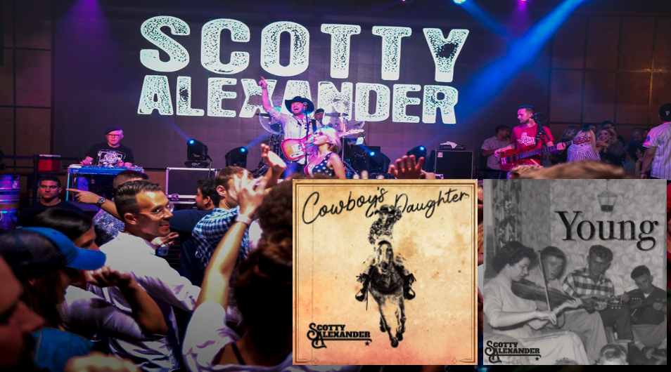 Young and Cowboy's Daughter Now Available Get Scotty's latest music