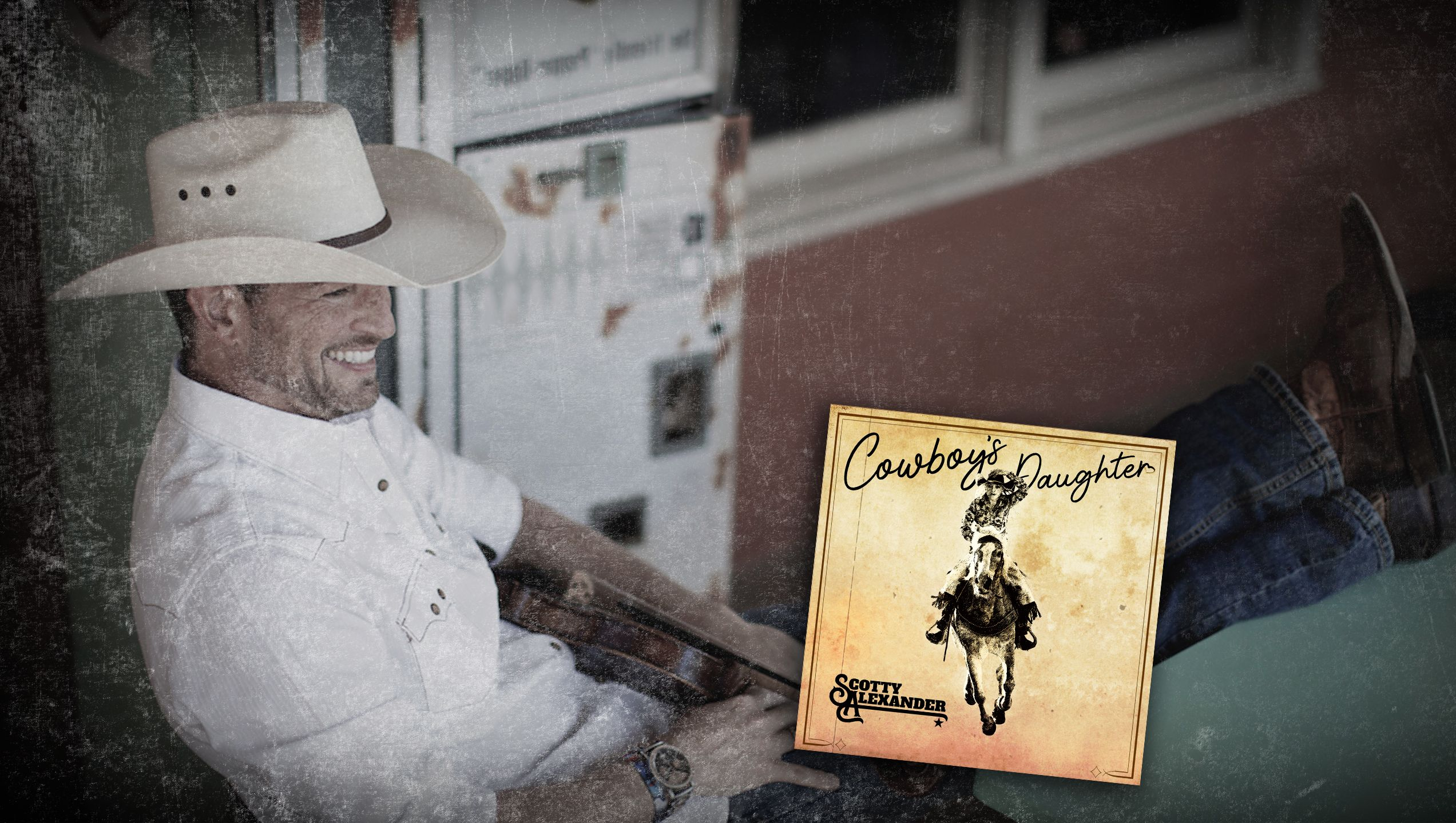 "New Single, ""Cowboy's Daughter"" Available Now"