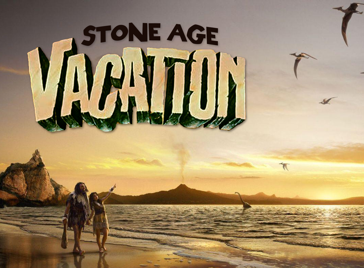 Stone Age Vacation