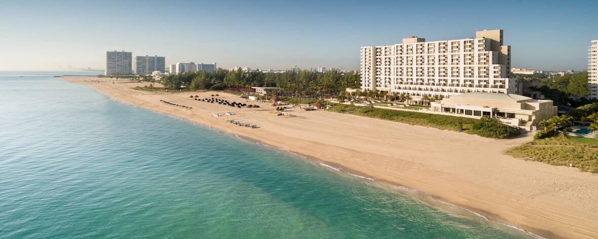 Marriott Harbor Beach Resort