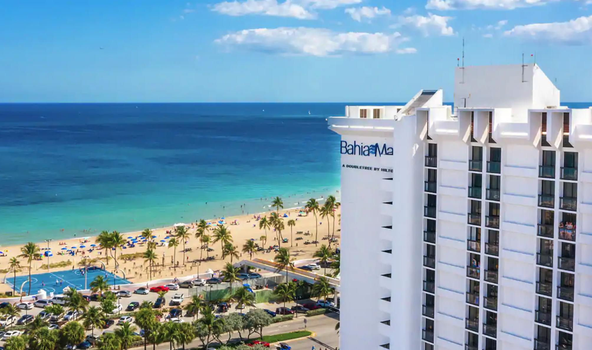 Bahia Mar Fort Lauderdale Beach