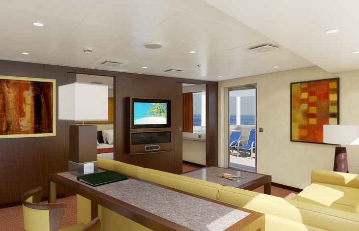 VIP Captains Suite