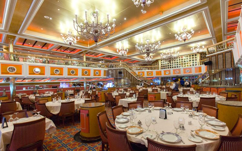Washington Dining Room (Aft)