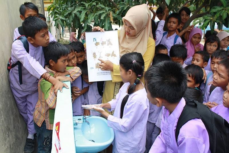Water Missions International Teaching Healthy Sanitation and Hygiene Practices