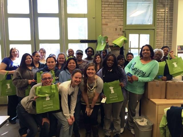 Women's Bean Project Teaching Healthy Nutrition