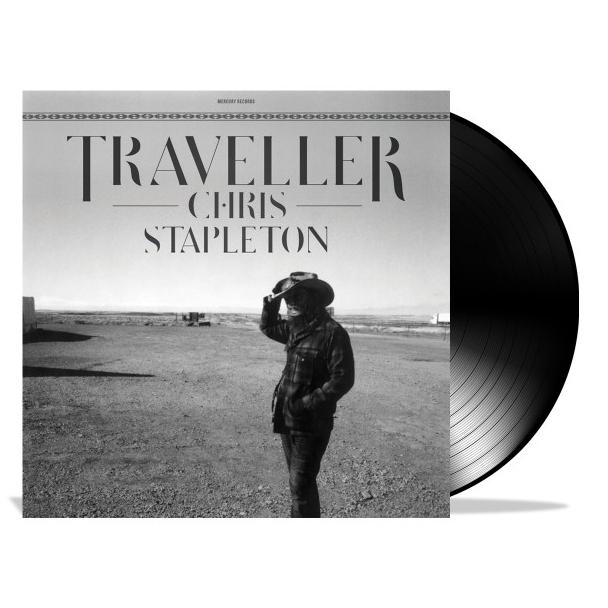 Traveller Autographed Vinyl Contest