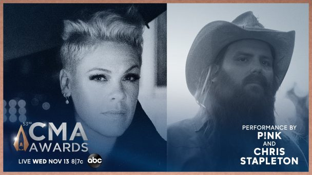 CMA Performance with P!nk Just Announced