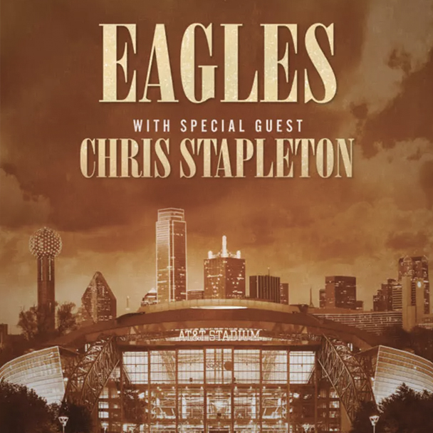 Chris To Play With The Eagles In Dallas