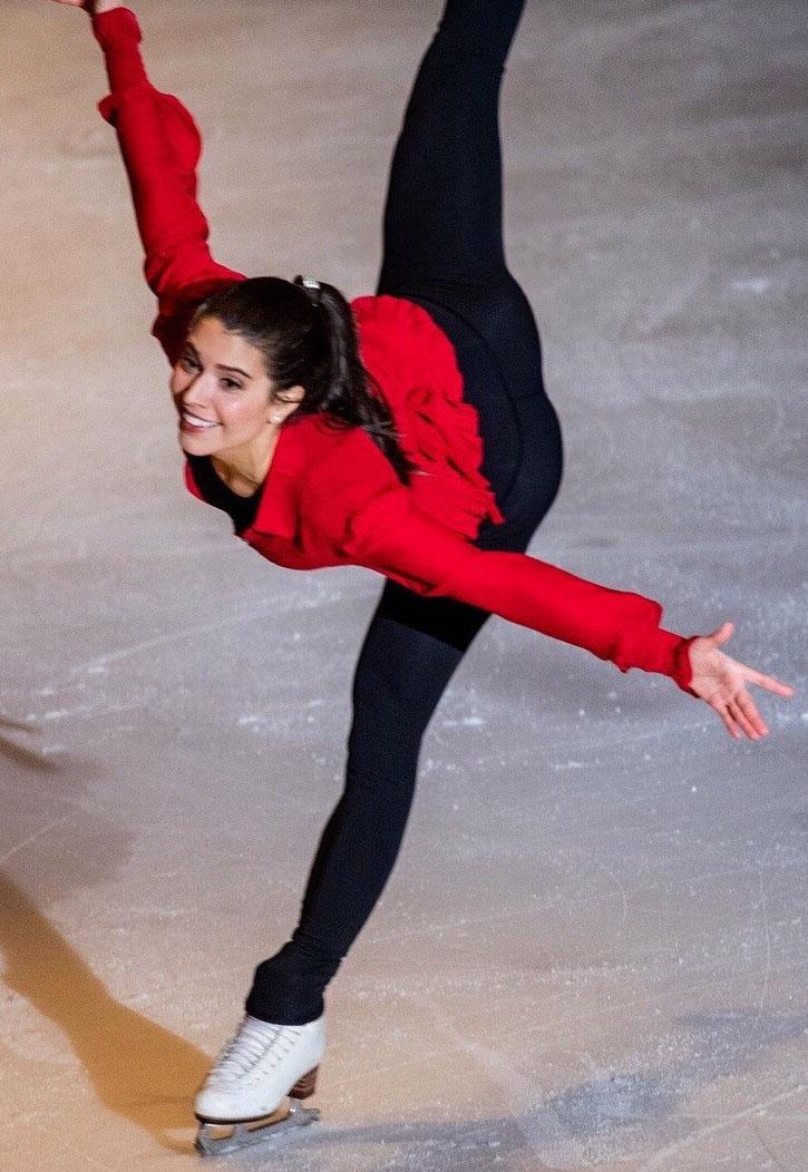 Alissa Czisny Bio