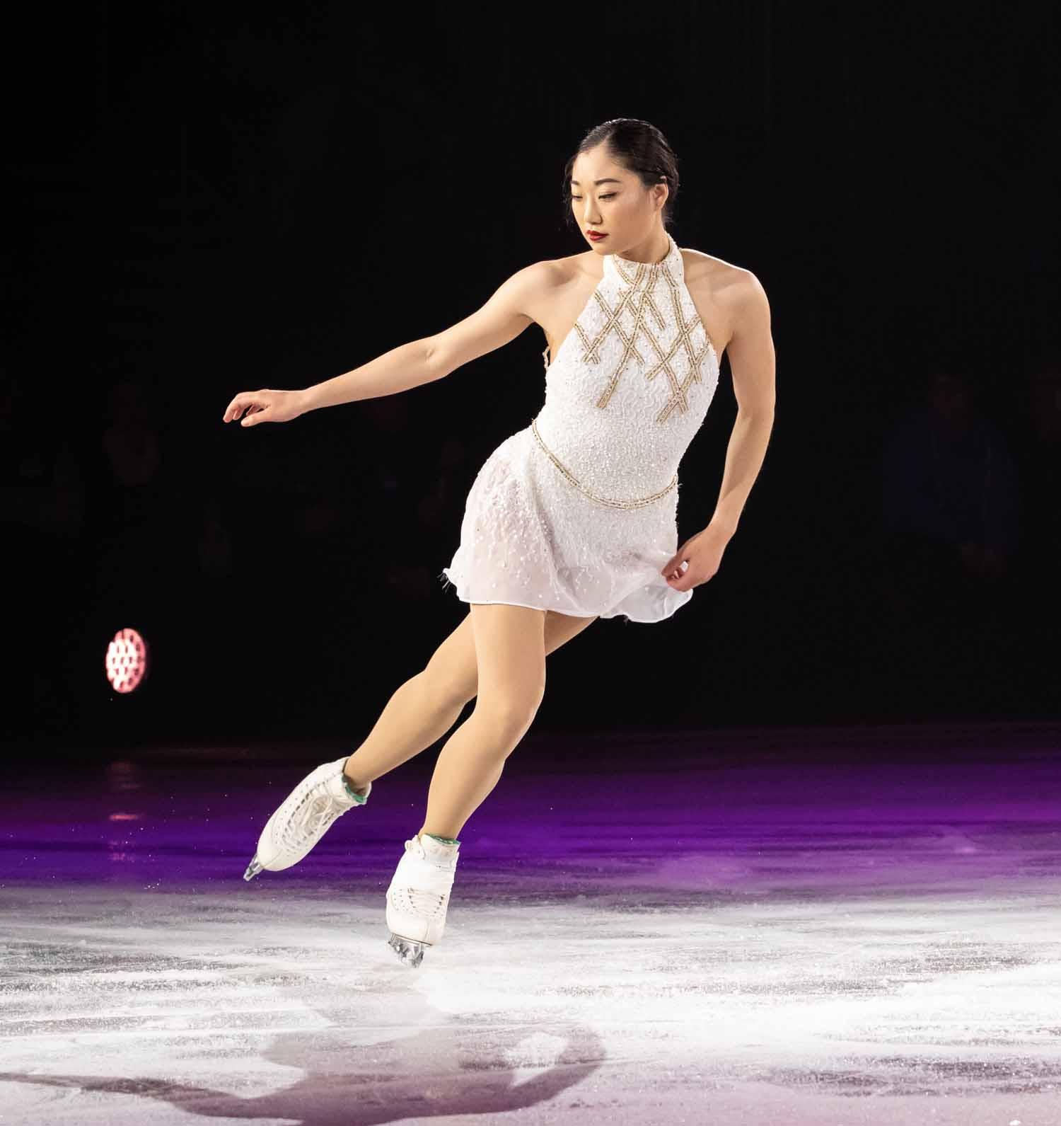 Mirai Nagasu Biography