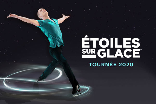 Stars on Ice Horizontal Keyart (French - 2020)