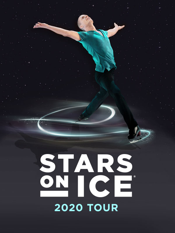 Stars on Ice Vertical Keyart (English)