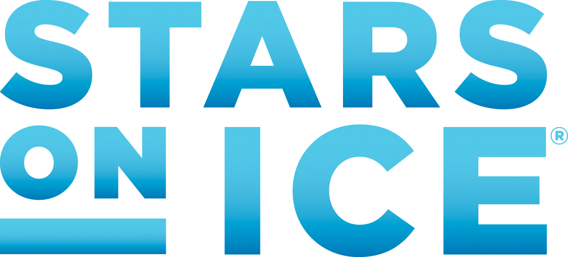 Stars on Ice Stacked Color Logo