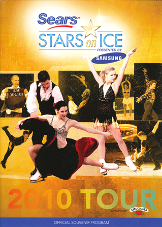 Stars on Ice 2012 Tour