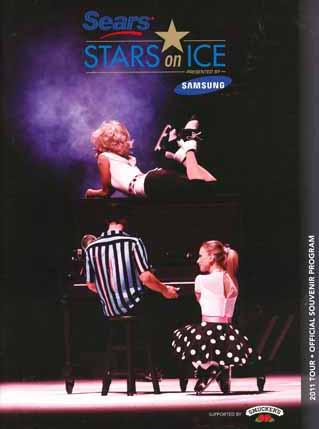 Stars on Ice 2011 Tour