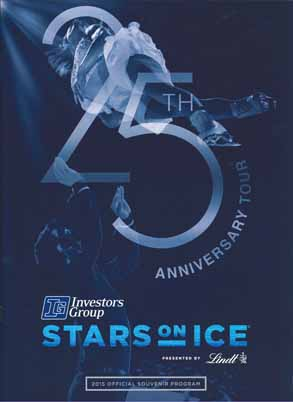 Stars on Ice 2015 Tour