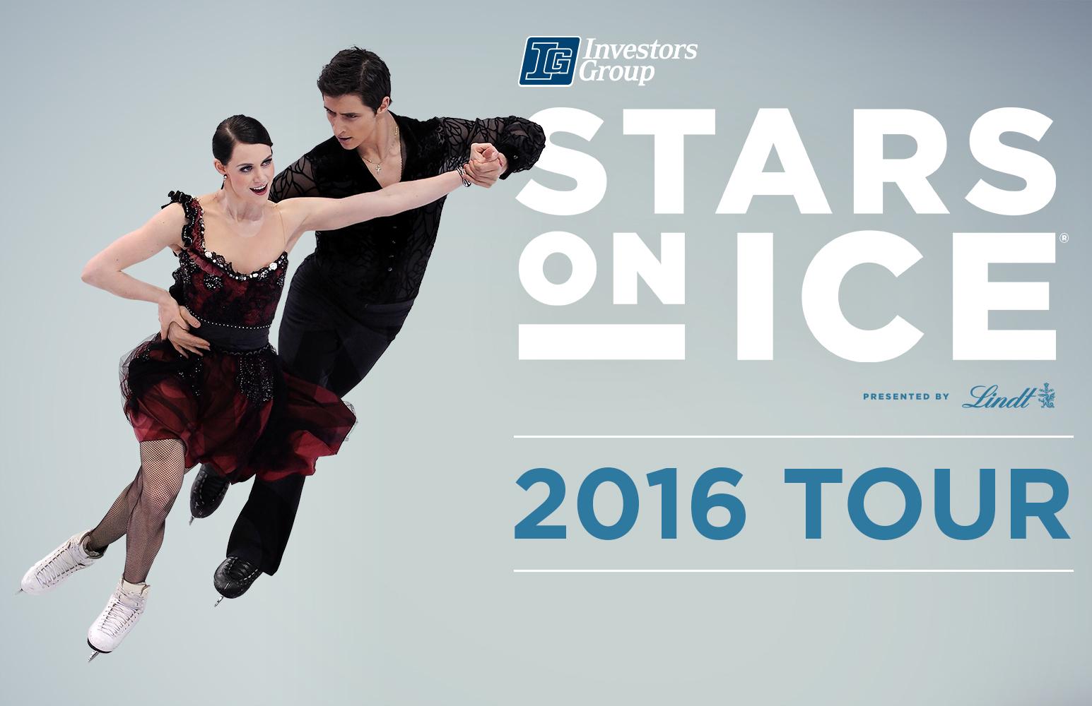 Stars on Ice Horizontal Keyart - 2016
