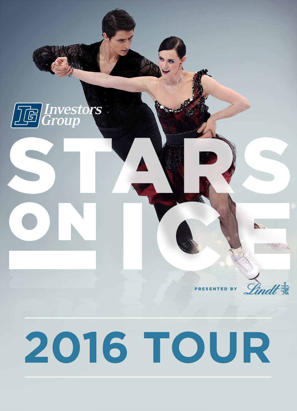 Stars on Ice Vertical Graphic - 2016
