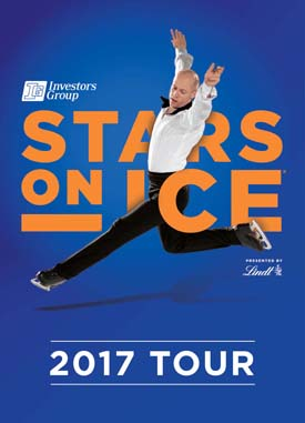 Stars on Ice Vertical Graphic - 2017