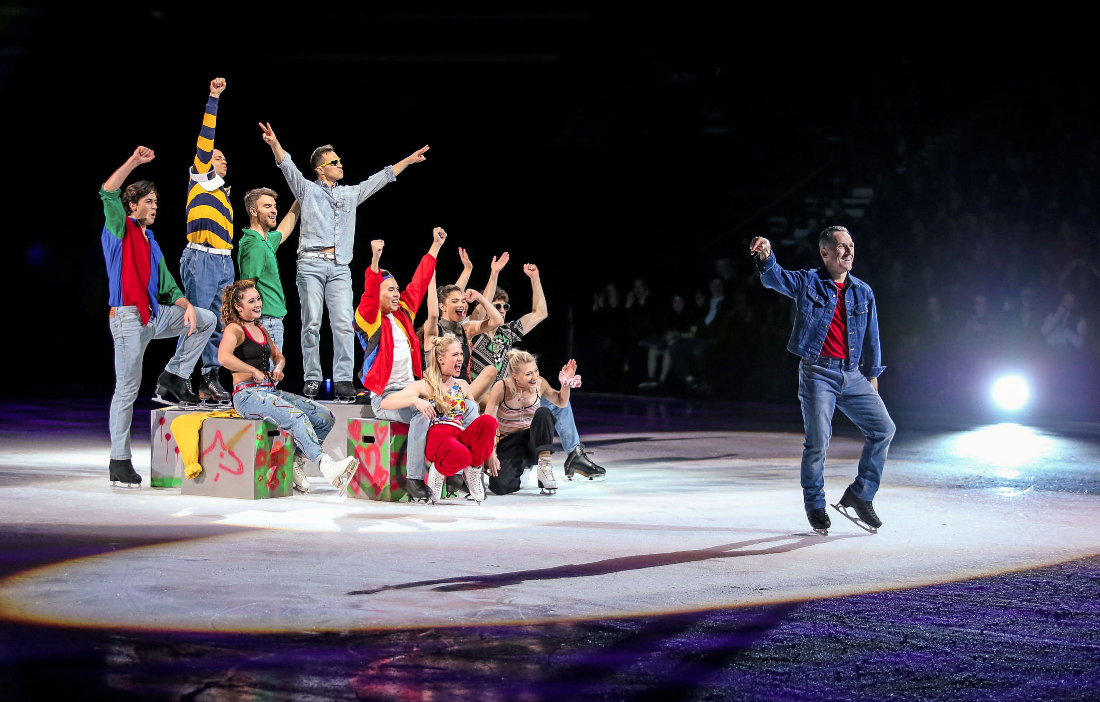 NORTH AMERICA�S PREMIER <br>FIGURE SKATING TOUR