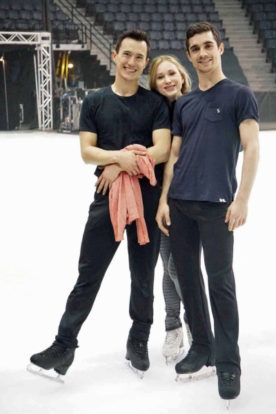 Stars On Ice Tour  Canada