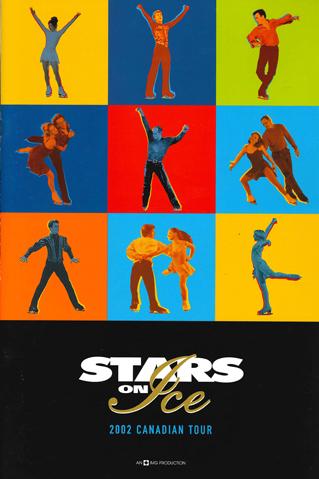 2002 Stars on Ice Tour