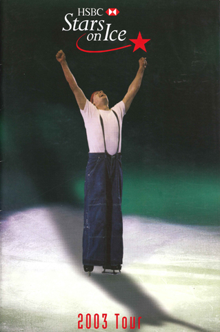 2003 Stars on Ice Tour