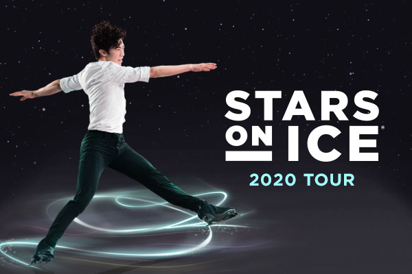 Stars on Ice Horizontal Keyart - 2020